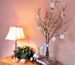 Good Wishes Tree with Decorated Clips