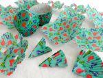 Paper Cupcake Liner Garland