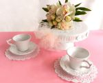 Paper Lace Tea Party