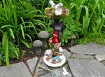"""Miss Party's """"Teetering Teacups"""" Centerpieces for Mad Tea Party"""