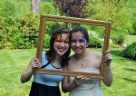 Gilded Frame Photo Shoot