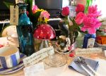 Miss Party - Mad Tea Party table