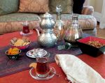 Miss Party's Turkish Tea Party