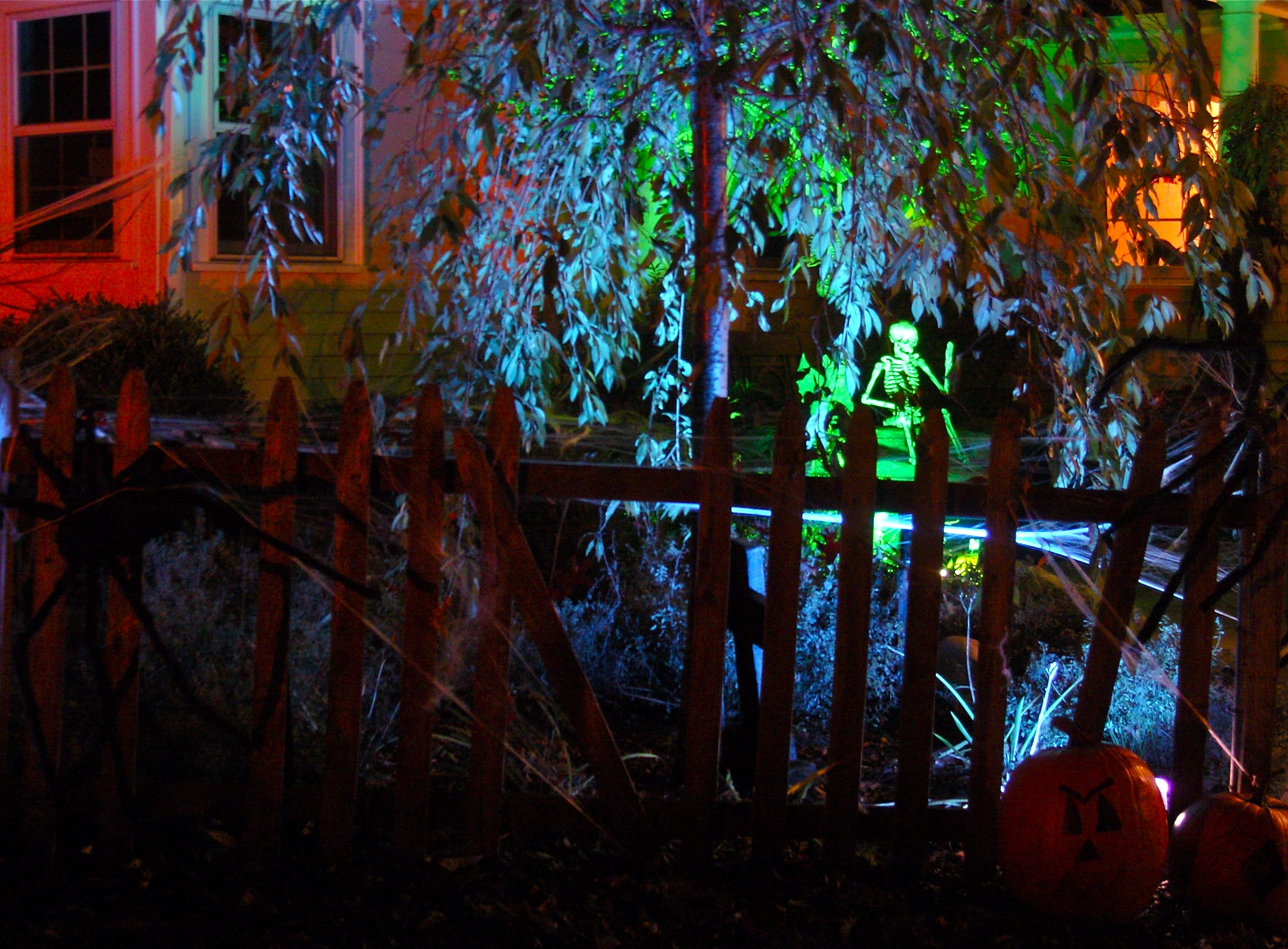 DIY Haunted House 101 Part 1 Start With 10 Basics MISS PARTY