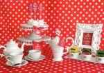 Miss Party's 'Keep Calm' Christmas Tea Party