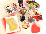 Valentine's Card-Making Party Supplies