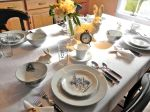 Mad Tea Party-Inspired Easter Breakfast