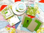 Eco-party supplies and invitations