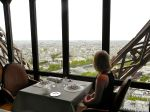 View of Paris from Jules Verne