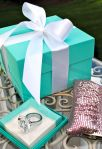 """Tiffany & Co.""-themed party"